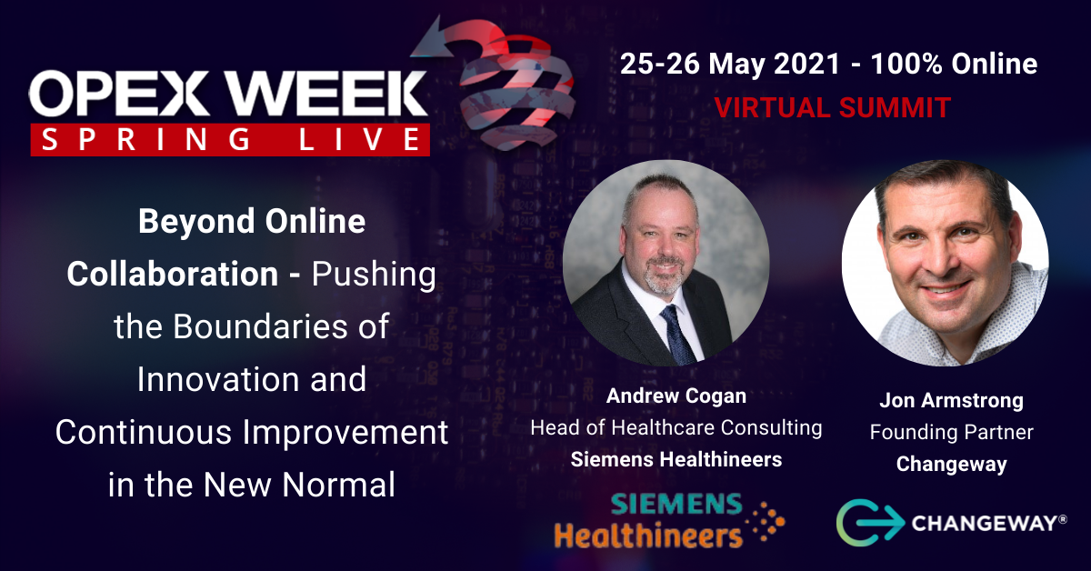 OPEX Process and Business Transformation World Virtual Summit